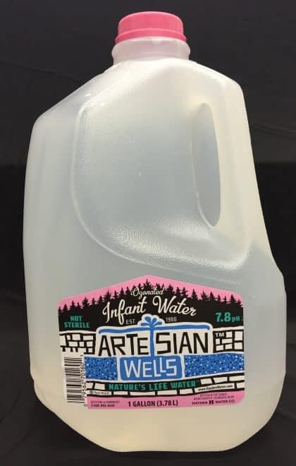 Infant 1-Gallon Bottle