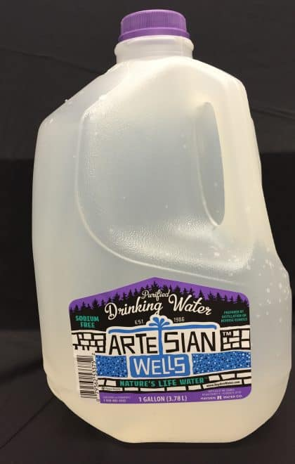 Purified Drinking 1 Gallon Bottle