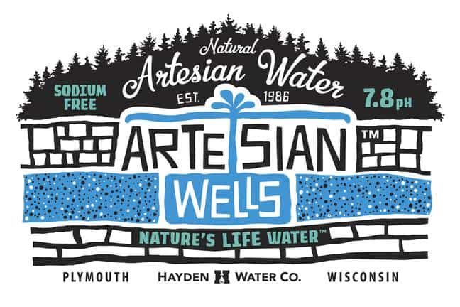 artesian wells natural artesian water by hayden water company of plymouth wisconsin