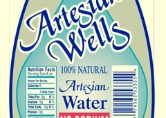 artesian bottled water